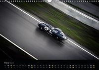 Leaping Cats - Jaguar E-Types on Track (Wandkalender 2019 DIN A3 quer) - Produktdetailbild 3