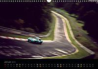 Leaping Cats - Jaguar E-Types on Track (Wandkalender 2019 DIN A3 quer) - Produktdetailbild 1