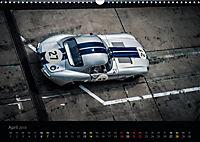 Leaping Cats - Jaguar E-Types on Track (Wandkalender 2019 DIN A3 quer) - Produktdetailbild 4