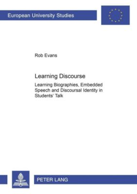 Learning Discourse, Rob Evans