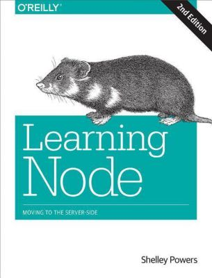 Learning Node, Shelley Powers