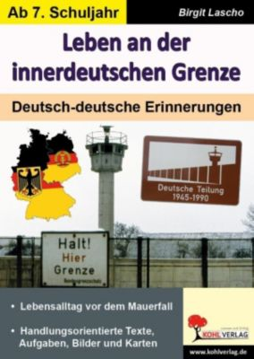 Leben an der innerdeutschen Grenze, Birgit Lascho