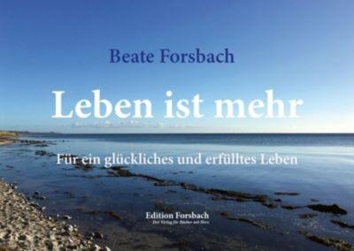 Leben ist mehr 2018 - Aufsteller, Beate Forsbach