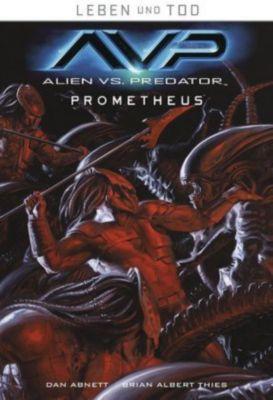 Leben und Tod: Alien vs. Predator, Dan Abnett