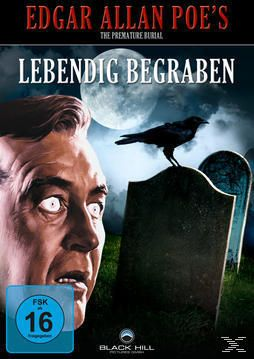 Lebendig begraben, Charles Beaumont, Ray Russell, Edgar Allan Poe