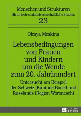 Lebensbedingungen von Frauen und Kindern um die Wende zum 20. Jahrhundert, Olesya Meskina