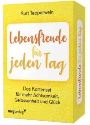 Lebensfreude für jeden Tag, Meditationskarten - Kurt Tepperwein |