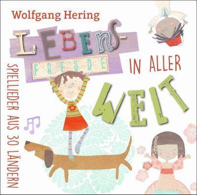 Lebensfreude in aller Welt, 1 Audio-CD
