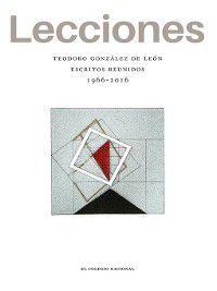 Lecciones, Teodoro González de León