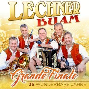 LECHNER BUAM - Grande Finale - 35 wunderbare Jahre, Lechner Buam