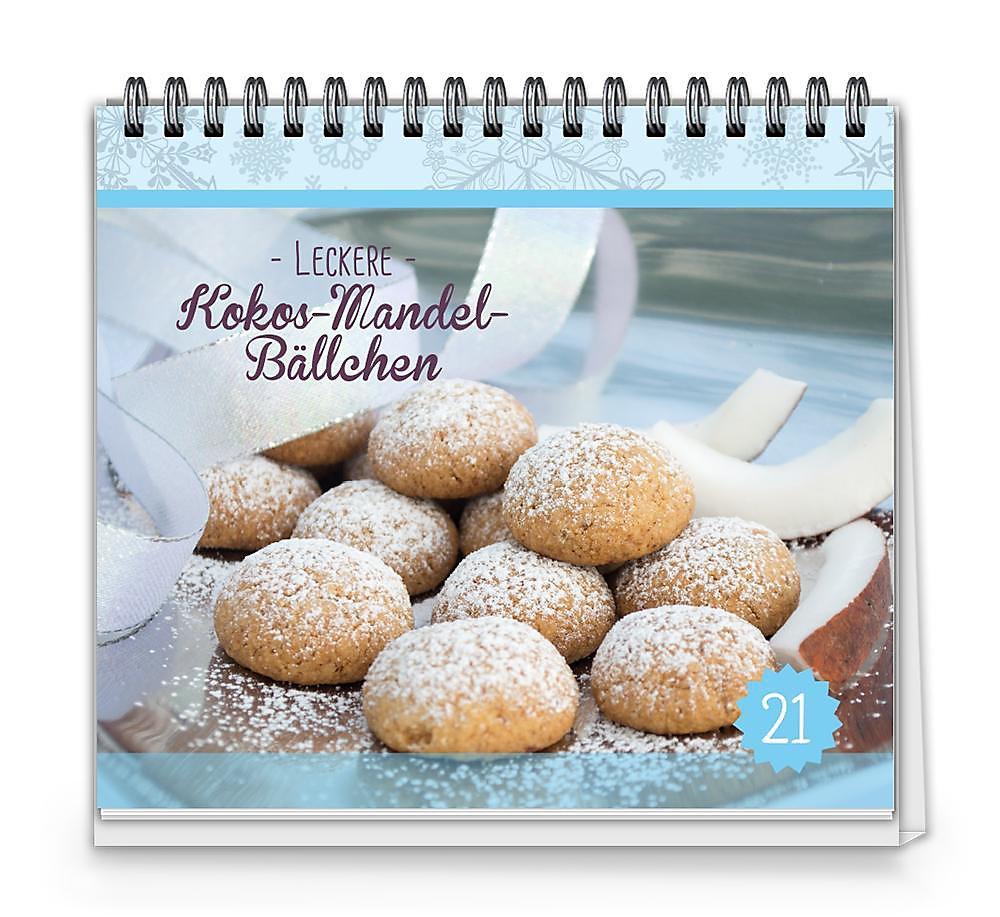 Lecker Durch Den Advent Der Kleine Adventskalender Kalender