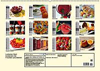 Leckeres Obst. Köstliches mit Früchten und Beeren (Wandkalender 2019 DIN A2 quer) - Produktdetailbild 13