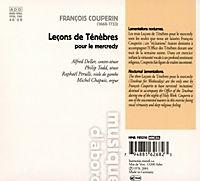 Lecons de Ténèbres ( Pour le Mercredi) - Produktdetailbild 1