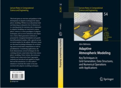 Lecture Notes in Computational Science and Engineering: Adaptive Atmospheric Modeling, Jörn Behrens