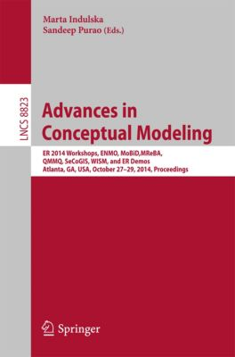 Lecture Notes in Computer Science: Advances in Conceptual Modeling