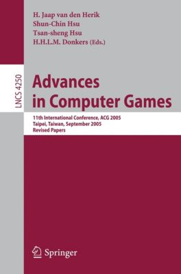 Lecture Notes in Computer Science: Advances in Computer Games