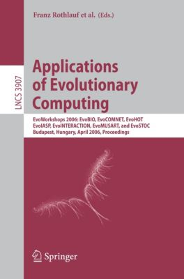 Lecture Notes in Computer Science: Applications of Evolutionary Computing