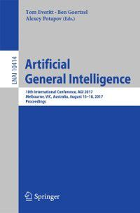 Lecture Notes in Computer Science: Artificial General Intelligence