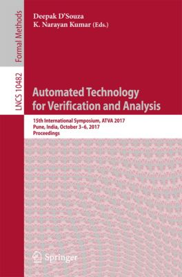 Lecture Notes in Computer Science: Automated Technology for Verification and Analysis