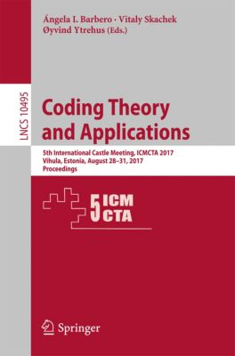 Lecture Notes in Computer Science: Coding Theory and Applications