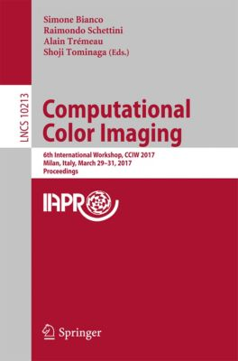 Lecture Notes in Computer Science: Computational Color Imaging