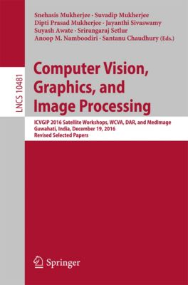 Lecture Notes in Computer Science: Computer Vision, Graphics, and Image Processing