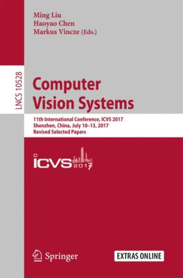 Lecture Notes in Computer Science: Computer Vision Systems