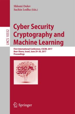 Lecture Notes in Computer Science: Cyber Security Cryptography and Machine Learning