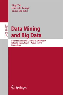 Lecture Notes in Computer Science: Data Mining and Big Data