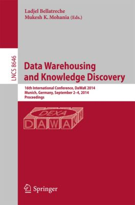 Lecture Notes in Computer Science: Data Warehousing and Knowledge Discovery