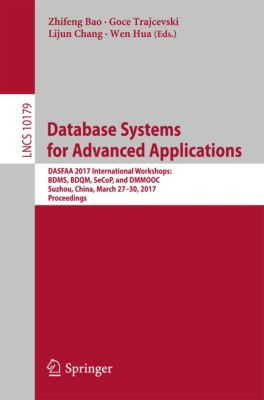 Lecture Notes in Computer Science: Database Systems for Advanced Applications