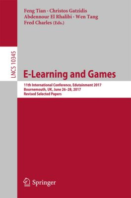 Lecture Notes in Computer Science: E-Learning and Games