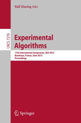 Lecture Notes in Computer Science: Experimental Algorithms