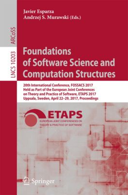 Lecture Notes in Computer Science: Foundations of Software Science and Computation Structures