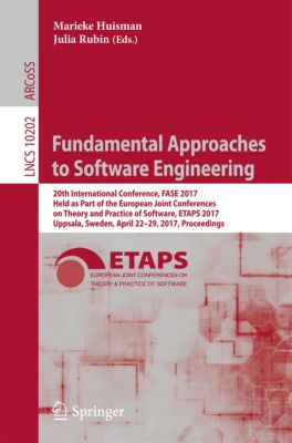 Lecture Notes in Computer Science: Fundamental Approaches to Software Engineering