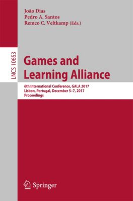Lecture Notes in Computer Science: Games and Learning Alliance