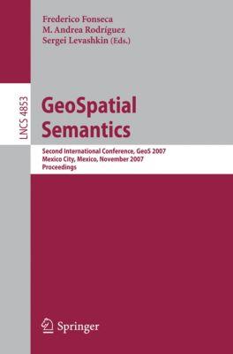 Lecture Notes in Computer Science: GeoSpatial Semantics