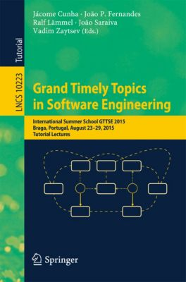 Lecture Notes in Computer Science: Grand Timely Topics in Software Engineering