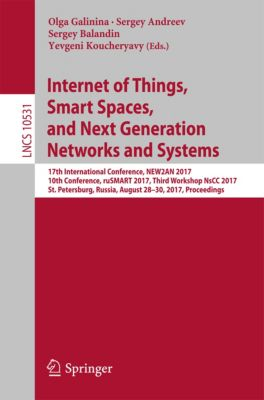 Lecture Notes in Computer Science: Internet of Things, Smart Spaces, and Next Generation Networks and Systems