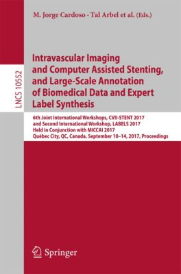 Lecture Notes in Computer Science: Intravascular Imaging and Computer Assisted Stenting, and Large-Scale Annotation of Biomedical Data and Expert Label Synthesis
