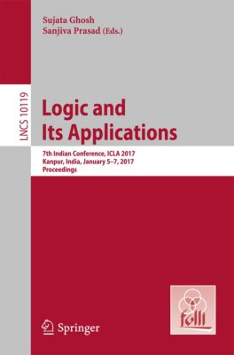 Lecture Notes in Computer Science: Logic and Its Applications