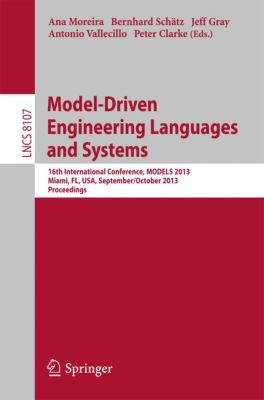 Lecture Notes in Computer Science: Model-Driven Engineering Languages and Systems
