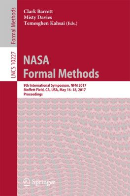 Lecture Notes in Computer Science: NASA Formal Methods