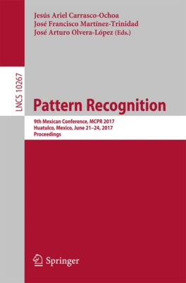 Lecture Notes in Computer Science: Pattern Recognition