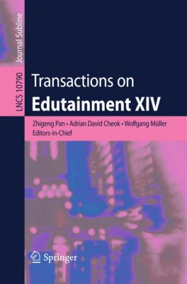 Lecture Notes in Computer Science: Transactions on Edutainment XIV
