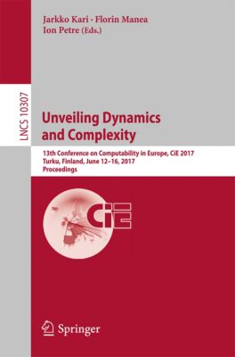Lecture Notes in Computer Science: Unveiling Dynamics and Complexity