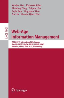 Lecture Notes in Computer Science: Web-Age Information Management