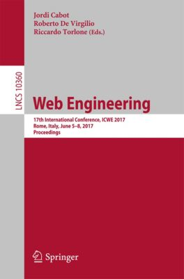 Lecture Notes in Computer Science: Web Engineering