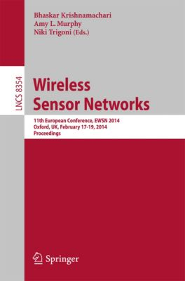 Lecture Notes in Computer Science: Wireless Sensor Networks