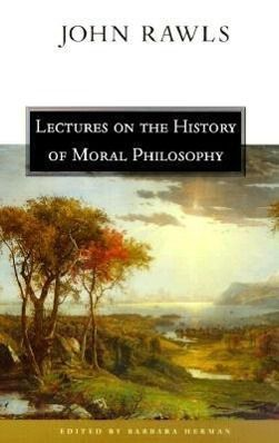 Lectures on the History of Moral Philosophy, John Rawls